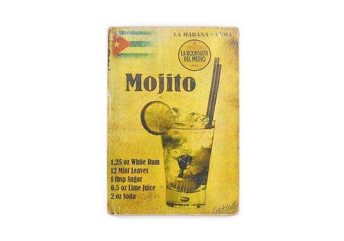 "зображення 1 - Постер Wood Posters ""Mojito #1"""