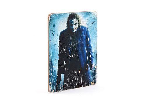 фото 3 - pvf0135 Постер Joker #3 Heath Ledger (vertical)