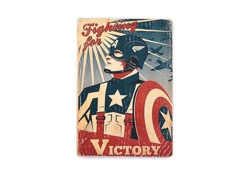фото 1 - pvf0153 Постер Captain America #3 Victory