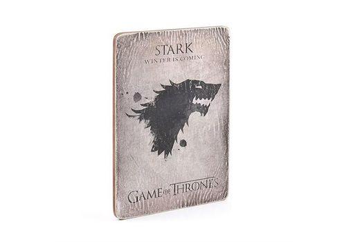фото 3 - pvf0162 Постер Game of Thrones #20 Stark (grey)