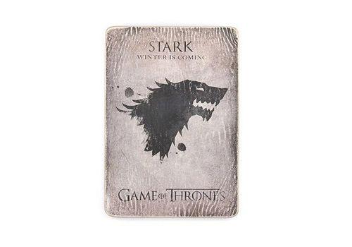 фото 1 - pvf0162 Постер Game of Thrones #20 Stark (grey)