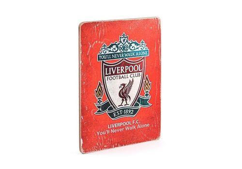 фото 3 - pvg0013 Постер Football #6 Liverpool FC emblem
