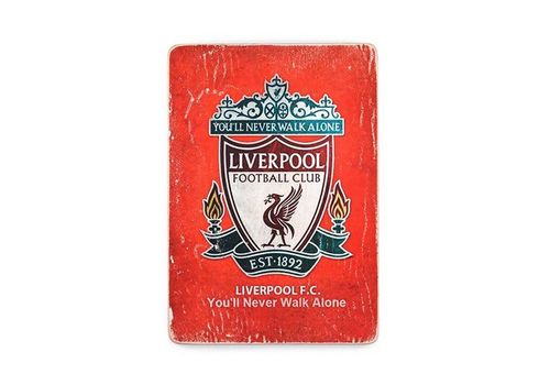 фото 1 - pvg0013 Постер Football #6 Liverpool FC emblem