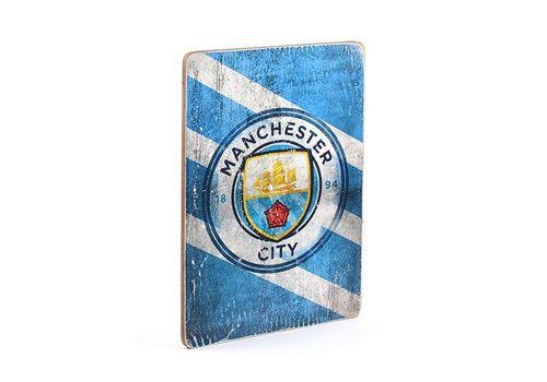 """зображення 3 - Постер """"Man City emblem"""""""