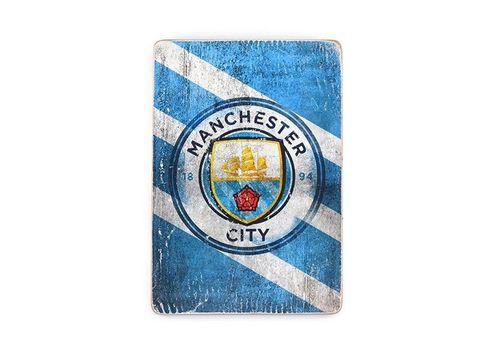 """зображення 1 - Постер """"Man City emblem"""""""