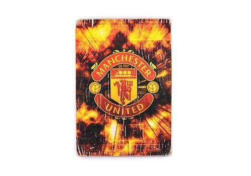 фото 1 - pvg0032 Постер Football #18 MU emblem