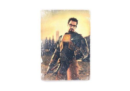 """зображення 1 - Постер """"Half Life #1 Gordon Freeman"""""""