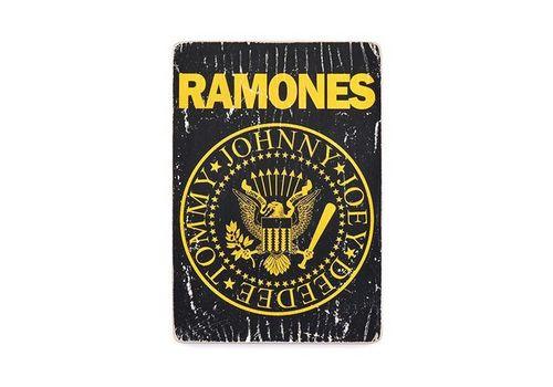 """фото 1 - Постер """"Ramones #2"""""""