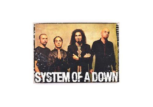 "зображення 1 - Постер ""System of a Down #1"""