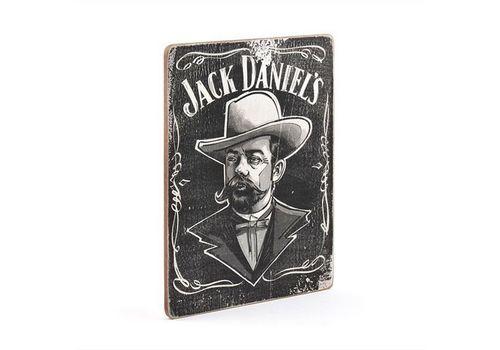 """фото 3 - Постер Wood Posters """"Jack Daniel's #1"""""""