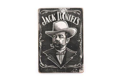 """фото 1 - Постер Wood Posters """"Jack Daniel's #1"""""""