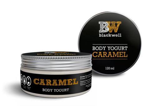 """фото 2 - Йогурт для тела Blackwell body """"Карамель"""" 120 г"""