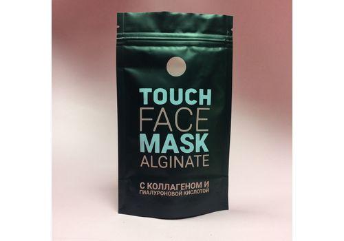 """фото 2 - Альгинатная маска Touch """"с коллагеном и гиалуроновой кислотой"""" 50 г"""
