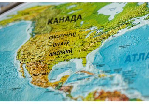 зображення 11 - Скретч карта світу на російській мові в ретро стилі Набір Vintage RU 88х63