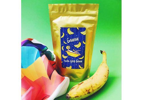 """фото 5 - Соль для ванн """"Банан"""" Papadesign  500 гр."""