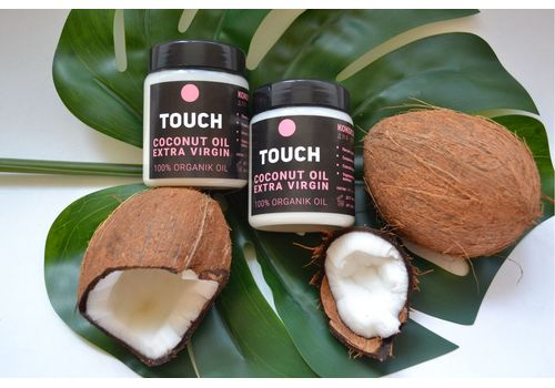 фото 4 - Кокосовое масло Touch Coconut Oil Extra Virgin 250г