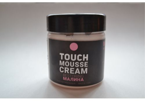 "фото 2 - Восстанавливающий мусс-крем Touch ""Малина"" 150ml"