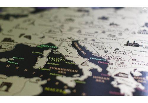 фото 8 - Скретч карта Европы на английском языке My Map Europe edit (ENG) 63х88