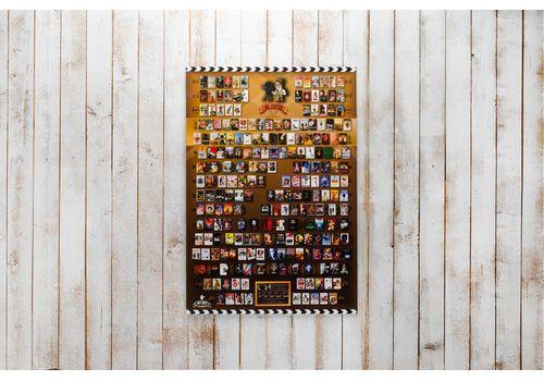 фото 3 - Скретч постер конопремьер 20-го века на украинском языке Poster Cinema Edition 20 UKR 68х47