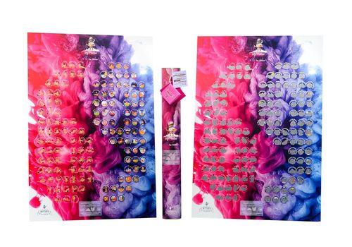 зображення 4 - Скретч постре для закоханих англійською My Poster Sex Edition ENG 68х47