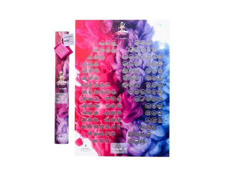 зображення 1 - Скретч постре для закоханих англійською My Poster Sex Edition ENG 68х47
