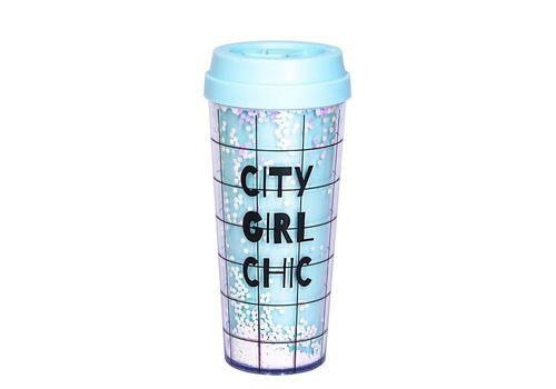 "Термокружка Chiсardi ""City girl chic"", фото 1"