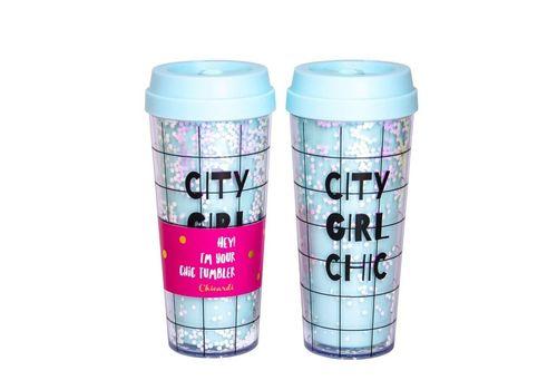 "Термокружка Chiсardi ""City girl chic"", фото 3"
