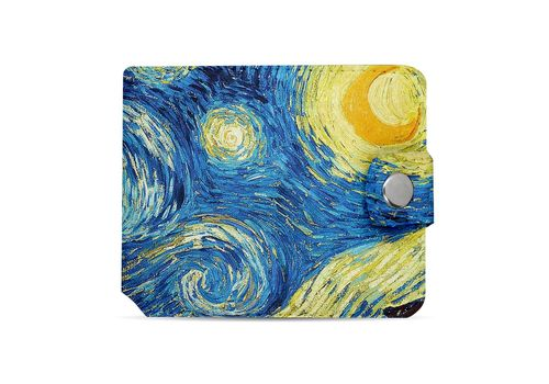 "зображення 1 - Гаманець Just cover ""Ван Гог"" 11 х 12,5 см"