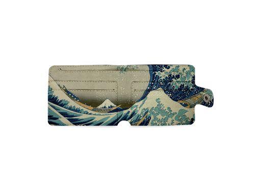 "зображення 4 - Гаманець Just cover ""Японська хвиля"" 11 х 12,5 см"