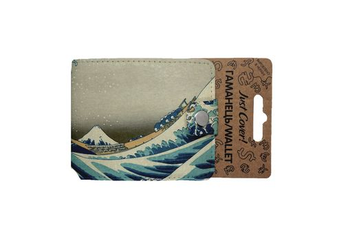 "зображення 5 - Гаманець Just cover ""Японська хвиля"" 11 х 12,5 см"