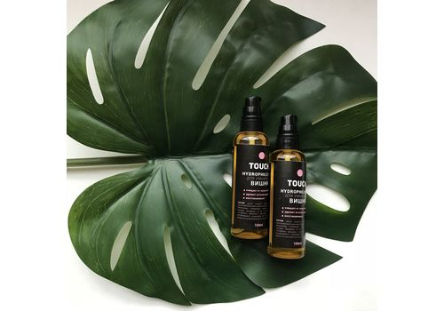 """фото 3 - Гидрофильное масло Touch для очищения кожи """"Вишня"""" 100мл"""