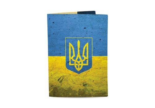 "зображення 1 - Обкладинка на паспорт Just cover ""Україна"" 13,5 х 9,5 см"