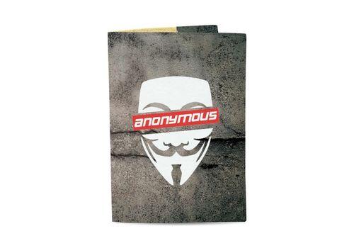 "фото 1 - Обложка на паспорт Just cover ""Anonymous"" 13,5 х 9,5 см"