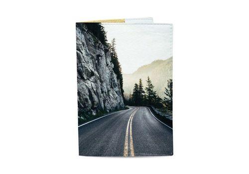 """фото 1 - Обложка на паспорт Just cover """"Дорога"""" 13,5 х 9,5 см"""