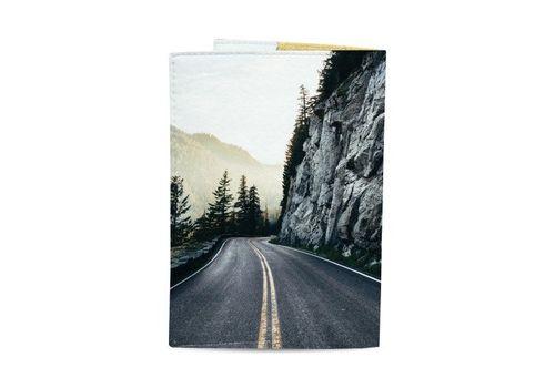 """фото 3 - Обложка на паспорт Just cover """"Дорога"""" 13,5 х 9,5 см"""
