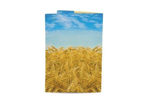 "зображення 3 - Обкладинка на паспорт Just cover ""Герб та пшениця"" 13,5 х 9,5 см"