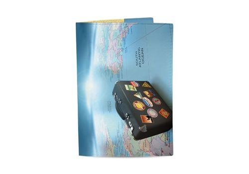 "фото 1 - Обложка на паспорт Just cover ""Чемодан"" 13,5 х 9,5 см"