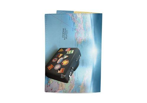 "фото 3 - Обложка на паспорт Just cover ""Чемодан"" 13,5 х 9,5 см"