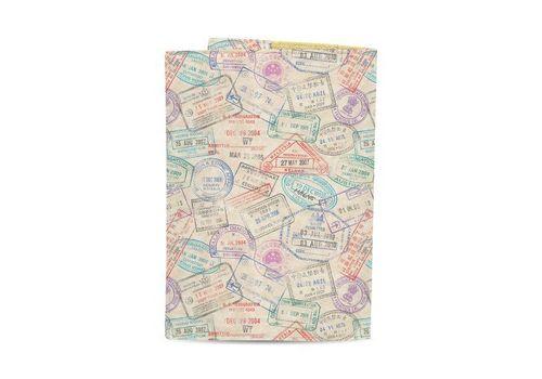 "фото 3 - Обложка на паспорт Just cover ""Штампы"" 13,5 х 9,5 см"