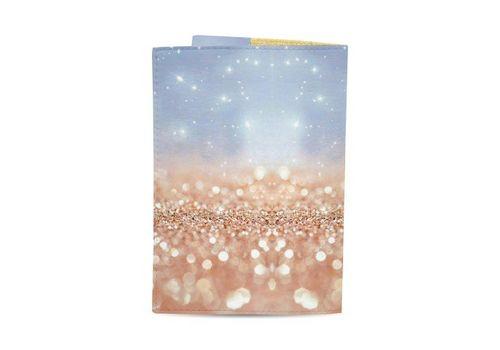 "зображення 3 - Обкладинка на паспорт Just cover ""Smile, Sparkle, Shine"" 13,5 х 9,5 см"