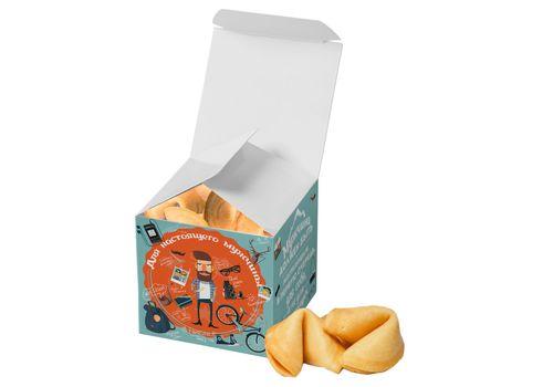 """фото 6 - Печенье с предсказаниями Сладкая доза """"Для настоящего мужчины"""""""