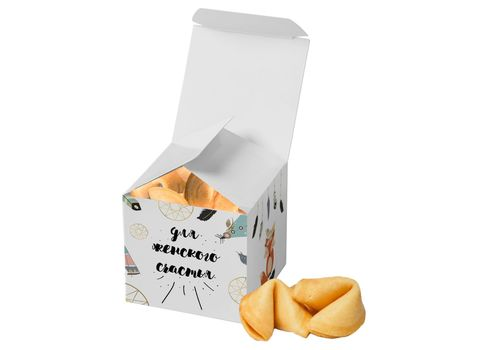 """зображення 6 - Печиво з передбаченням Сладкая доза """"Для жіночого щастя"""""""