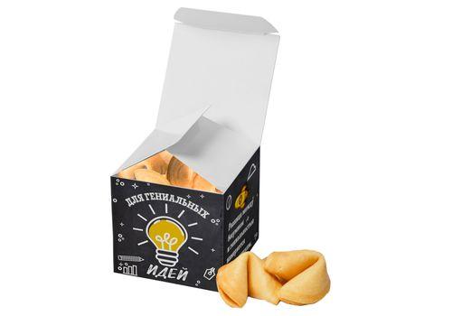 """зображення 6 - Печиво з передбаченням Сладкая доза """"Для геніальних ідей"""""""
