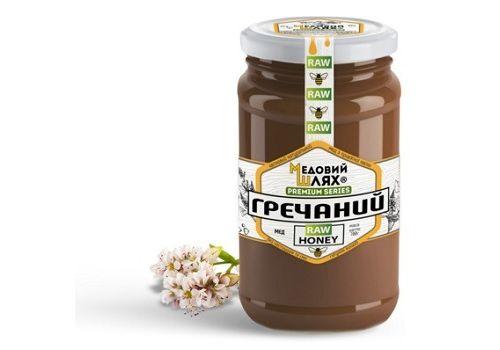 зображення 1 - Мед гречаний Oats&Honey 400 г