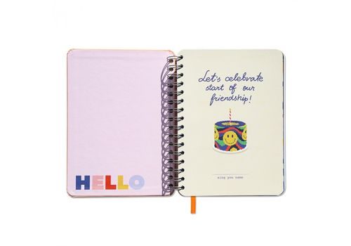 """фото 3 - Big planner """"I HAVE A PLAN"""" yellow"""